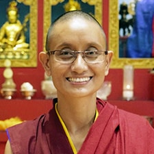 The Very Venerable Khenchen Thrangu Rinpoche