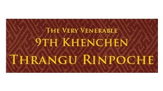 The web site of The Very Venerable Khenchen Thrangu Rinpoche